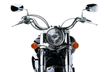Transmission cases for motorcycles