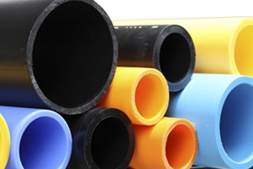 Polyethylene pipe (HDPE and LDPE)
