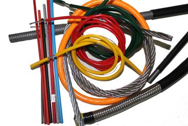 recubrimientos plasticos para cables